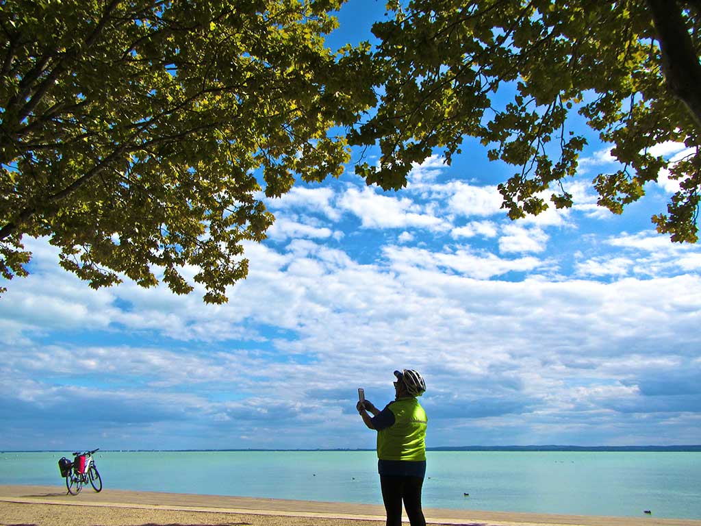 Bike tours in West Hungary - Cycling break at Balaton
