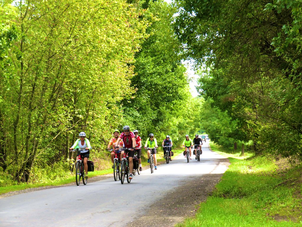 Bike tours Vienna-Balaton-Budapest -  Cycling in West Hungary