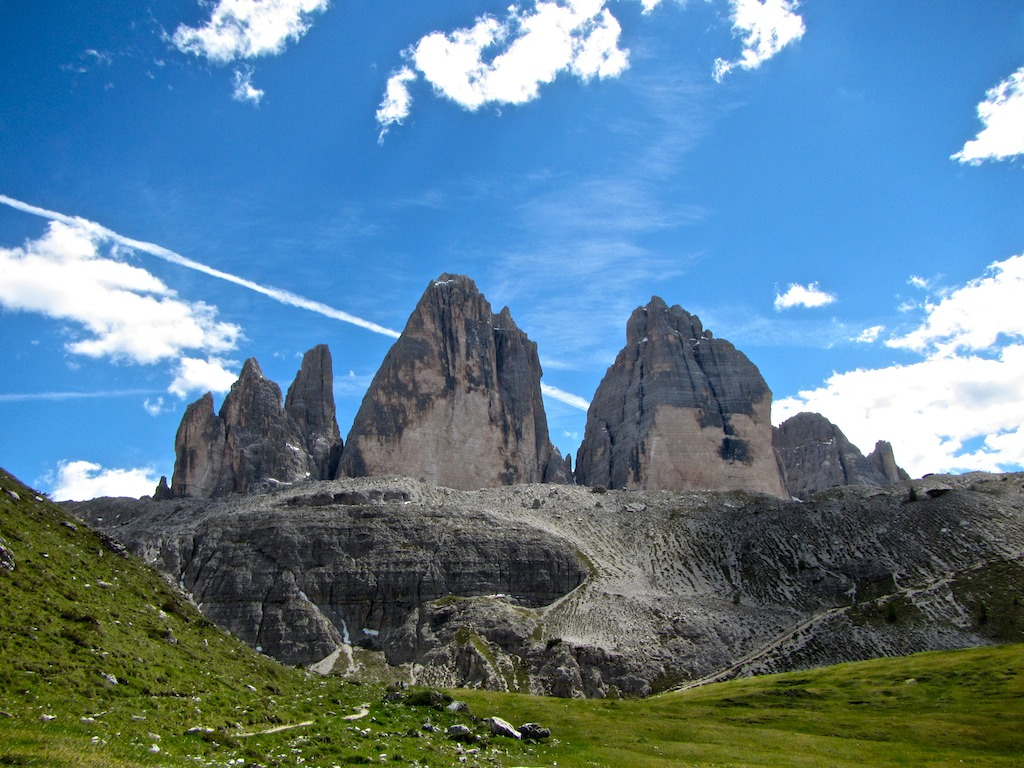 Bike tours in Italy Innsbruck-Venice - 3 Peaks in the Dolomites