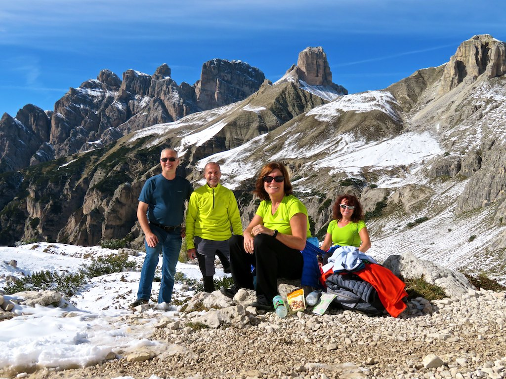 Bike tours in Italy Innsbruck-Venice - Scenic hiking in the Dolomites