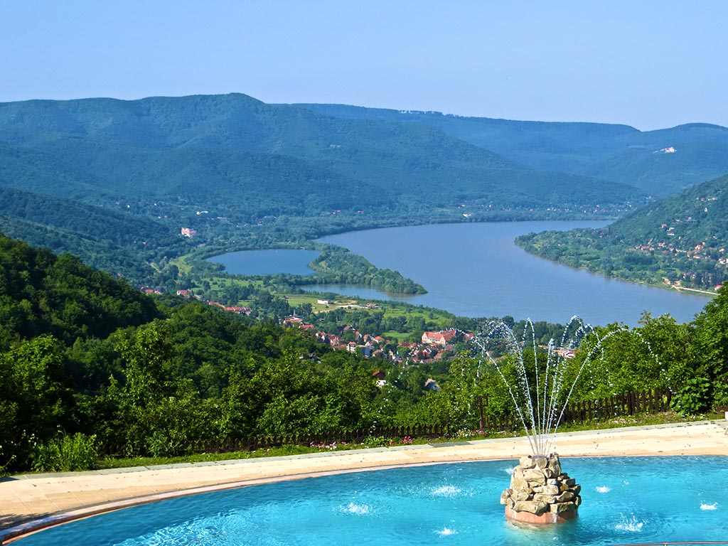 Cycling tours Best of Danube-Hungary - The Danube Bend from our hotel