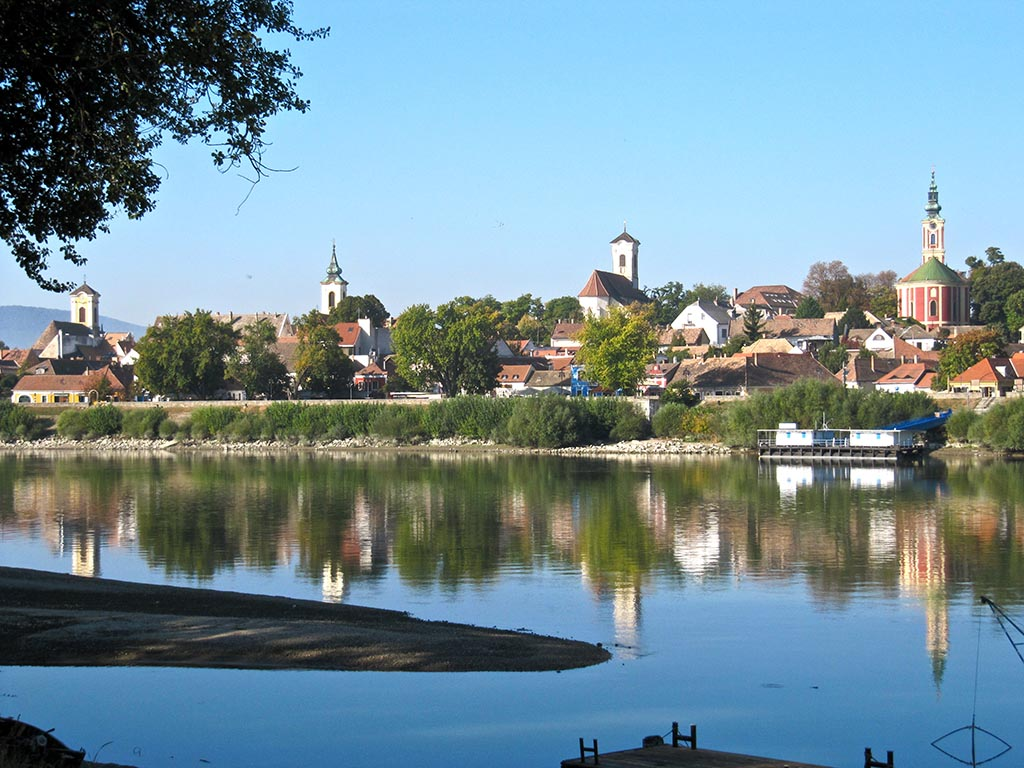 Cycling tours Best of Danube-Hungary - The picturesque Szentendre