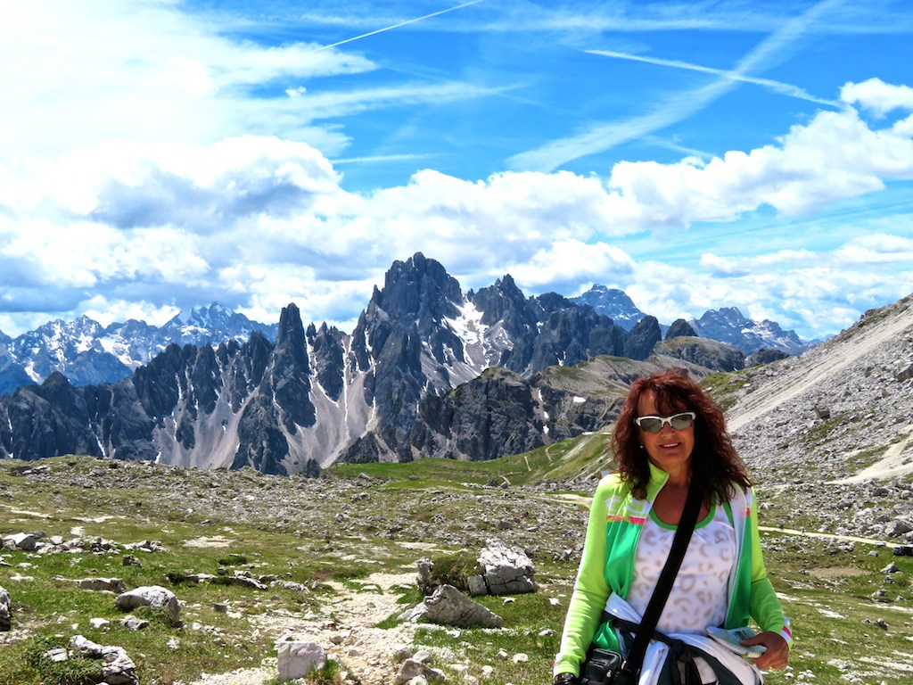 Cycling tours in Italy-Lake Como-Venice - Hiking and stunning scenery in the Dolomites