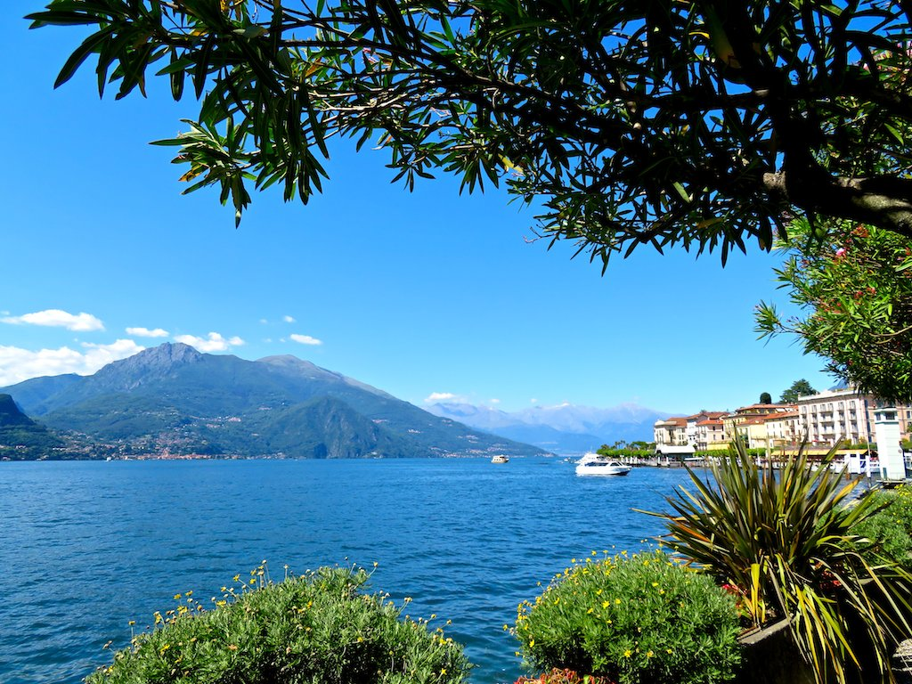 Cycling tours in Italy-Lake Como-Venice - Lake Como and Bellagio