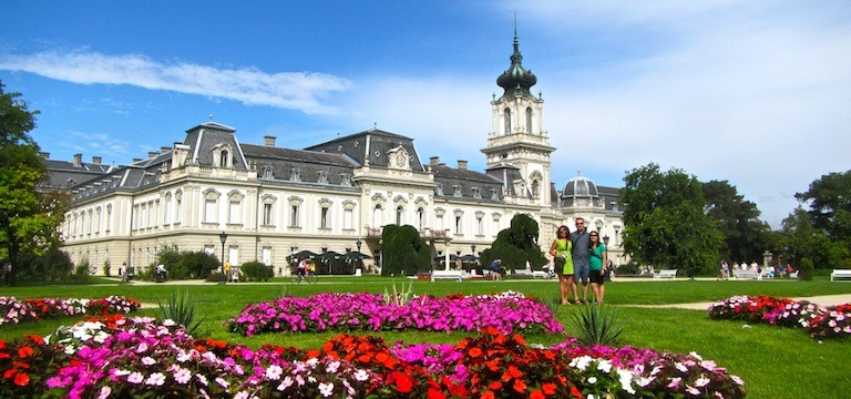 Castles and Lakes - Vienna - Budapest