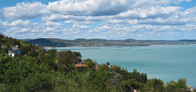 Castles and Wines around Lake Balaton